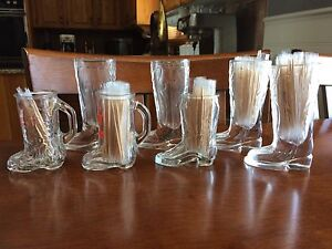 7 cowboy shooter glasses