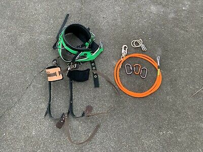 Spur Tree Climbing Starter Kit Barely Used