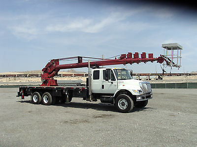 2005 international 7300 ex cab 135 39 sign crane basket. Black Bedroom Furniture Sets. Home Design Ideas