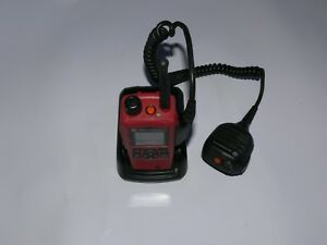Motorola MTP850 Ex TETRA 800MHz Two Way Radio With Charger