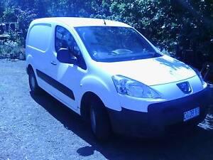 2012 Peugeot Partner Van/Minivan Cradoc Huon Valley Preview