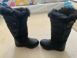 Ladies snow boots of Cougar Brand