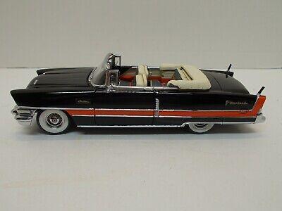 1956 PACKARD Caribbean Convert. Diecast Model Car in 1:24 Scale by Danbury Mint