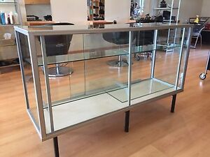 Glass Display Cabinet Fairfield Brisbane South West Preview