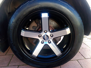 SWAP TYRES AND RIMS Usher Bunbury Area Preview
