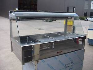 """""""NEW"""" ROBAND CURVED GLASS REFRIGERATED DISPLAY BAR Model: CRX24 Dandenong South Greater Dandenong Preview"""