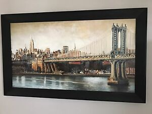 Large Print of Old New York