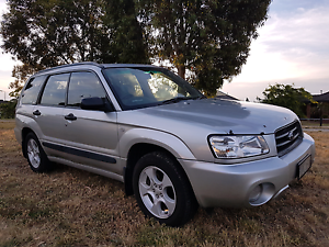 2003 Subaru Forester XS Luxury Roxburgh Park Hume Area Preview