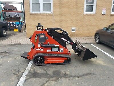 Morbark Boxer 600hd Mini Skid Steer Message Us For Blowout Pricing
