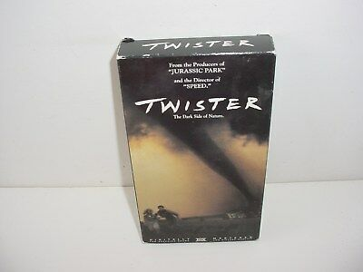 Twister VHS Video Tape Movie