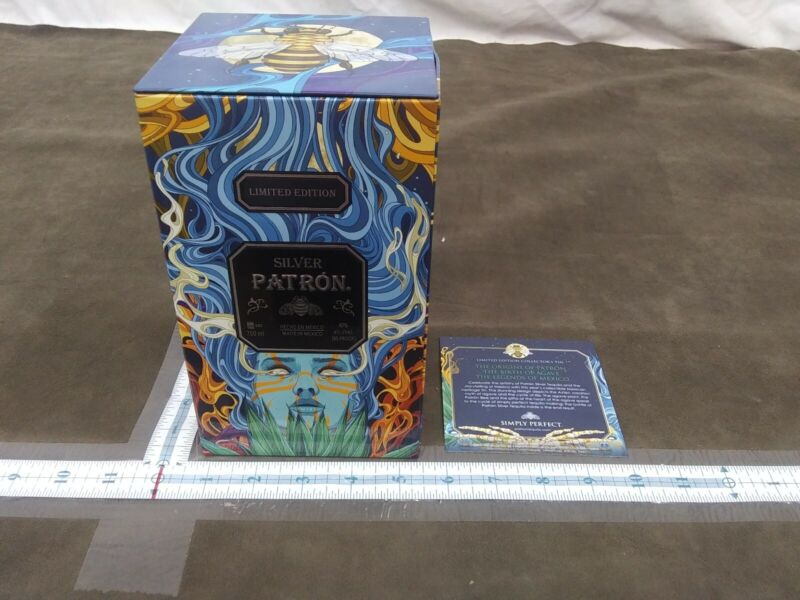 2020 Patron Limited Edition Collectors Tin Box