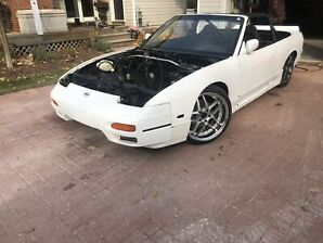 Nissan 240sx Track Car ROLLING CHASSIS Drift car***