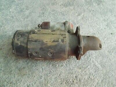 International Farmall 656 Hydro Tractor Engine Motor Starter Assembly