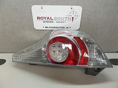 Toyota Prius C 2012 - 2014 Right Rear Tail Light Lamp Genuine OEM OE 2012 Tail Lamp