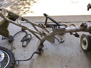 Pitbike frame Beenleigh Logan Area Preview