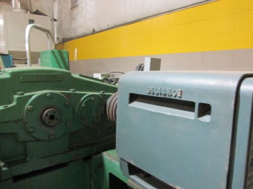 Sterling Extruder and Trough! Excellent Condition With 150HP Motor! Complete!