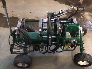 McElroy No. 28 HDPE Fusion Machine