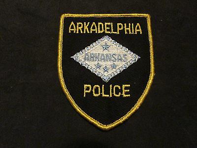 ARKADELPHIA ARKANSAS POLICE PATCH
