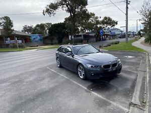 2013 Bmw 3 20i Touring 8 Sp Automatic 4d Wagon