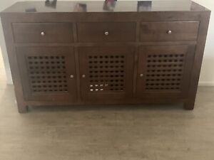 Dining /lounge room side cupboard