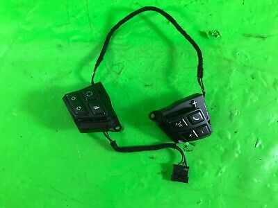 BMW 1 SERIES E81 E87 MULTI FUNCTIONAL SWITCHES STEERING WHEEL 9123288 2007-2012