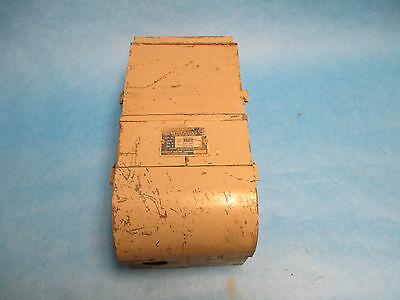 Jefferson Transformer 244-431 3 Kva 240480v - 120240v