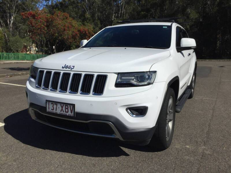 2014 Jeep Grand Cherokee Limited (4x4) 4d Wagon