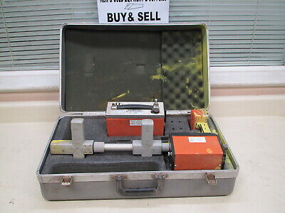 Metrotech 810 Pipe Cable Utility Line Locator W Case For Parts Repair