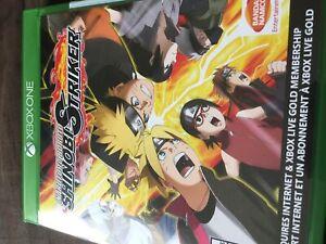 Naruto  to boruto shippuden striker