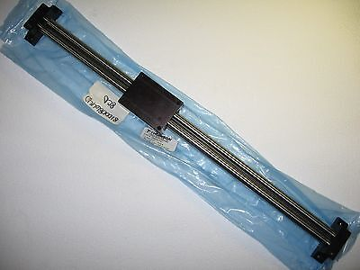 Thomson 2ba080pel Quickslide Twin Linear Guide Bearing Assembly W 16-12 Guide