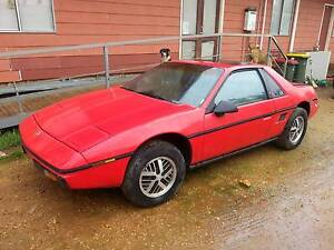1984 Pontiac Fiero, LHD for resto, parts,kit car conversion $1950 Gawler Gawler Area Preview