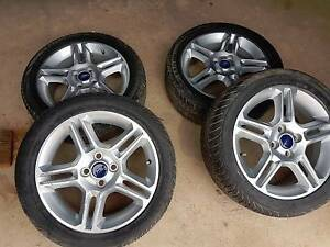 Alloys and Tyres FORD Fiesta Berri Berri Area Preview
