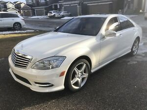 2010 MERCEDES S450 AMG PACKAGE 4MATIC AWD NAVI CAMERA $28000 OBO