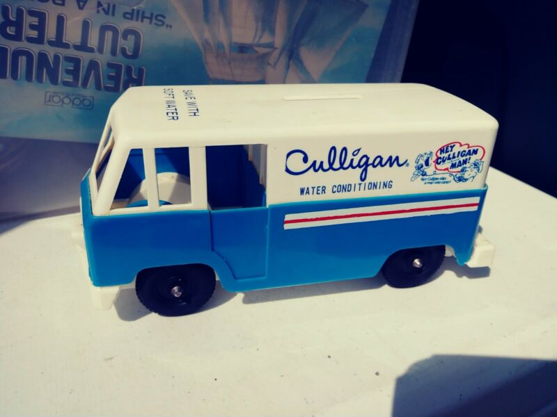 1950s CULLIGAN WATER CONDITIONING DIVCO ADV