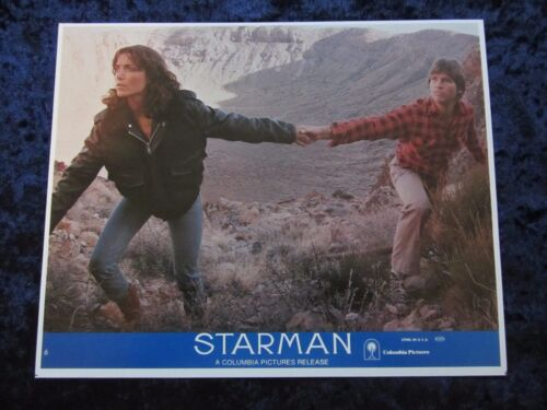 Starman lobby card # 6 - Jeff Bridges, Karen Allen, John Carpenter