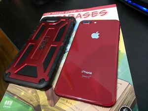 iPhone 8 Plus Red 64GB+Apple Watch 3 LTE 38mm+Beats X Red+Extras