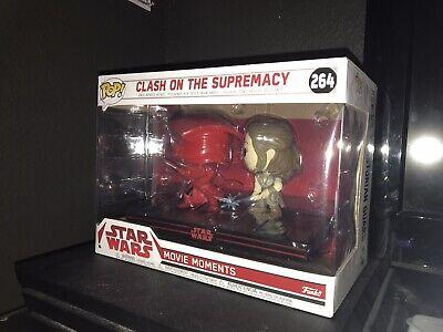 POP! Rey vs. Praetorian Guard 264 Star Wars Movie Moments