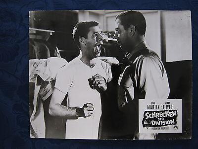 Kinoaushangfoto Schrecken der Division / Jumping Jacks  Dean Martin , J.Lewis