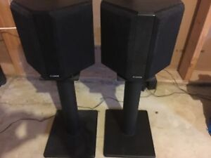 Fluance rear channel speakers