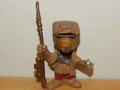 STAR WARS GALACTIC HEROES PRINCESS LEIA BOUSHH ACTION FIGURE #P