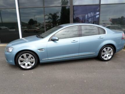 Holden Calais V Sedan 2007 Traralgon East Latrobe Valley Preview