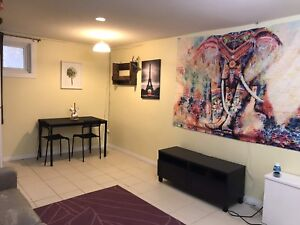 Furnished one bedroom with utilities pet friendly
