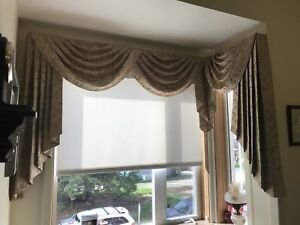Custom Draperies and Hard window coverings
