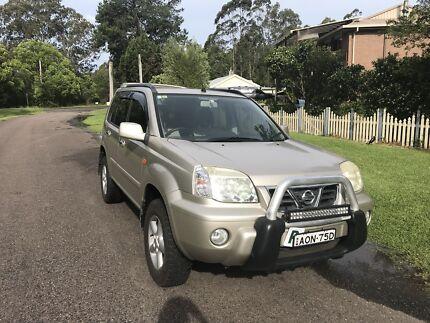 03 Nissan x-trail ti 4x4 Lisarow Gosford Area Preview