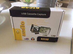 USB Cassette Capture convertor Fitzgibbon Brisbane North East Preview