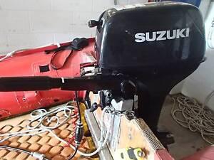 15 HP Suzuki Outboard North Ward Townsville City Preview