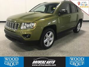 2012 Jeep Compass Limited  LEATHER, 4X4, Financing Available!!!