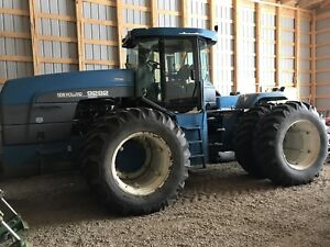 9282 new holland versatile tractor