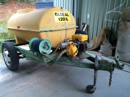 Water tank trailer Norwell Gold Coast North Preview