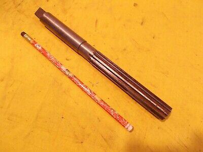 4764 Reamer Lathe Mill Tool Chucking Straight Shank Whitman Barnes Usa